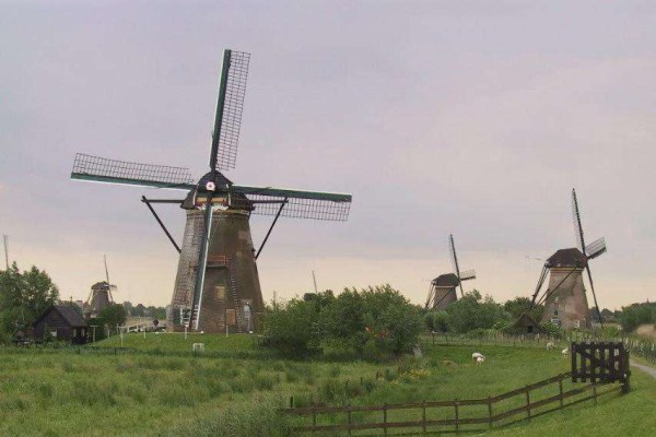 荷兰风车(Netherlandish windmills)